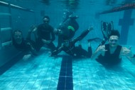 Image for event: Christchurch Freediving Club Induction