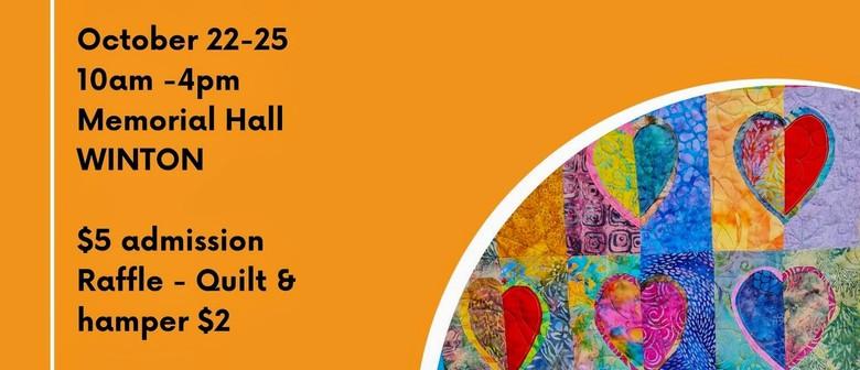 2021 Otautau Patchwork Exhibition