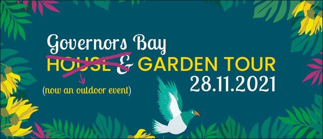 Governors Bay Garden Tour 2021
