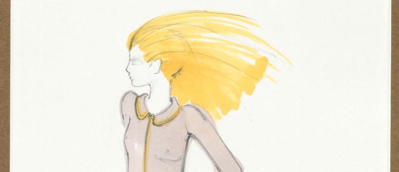 Quant-inspired Fashion Illustration Workshop