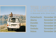 Image for event: Tess Liautaud and The Travelling Hearts