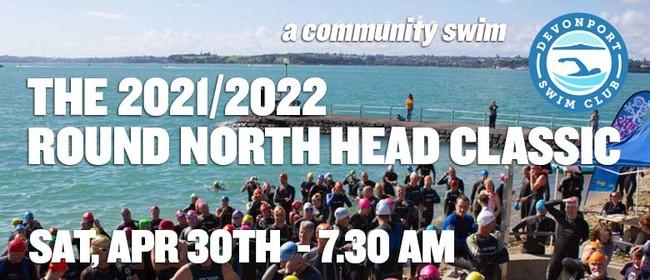The 2021/2022 Round North Head Classic Swim