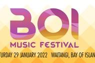 Image for event: BOI Music Festival