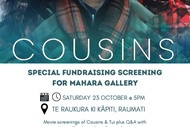Image for event: Special Screening of 'Cousins'
