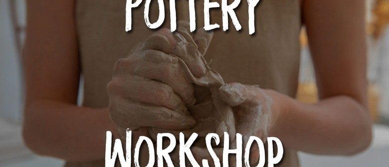 Pottery Workshop: Make a Speckled Clay Pair of Mugs