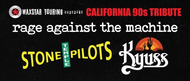 California 90s Tribute - Rage, STP & Kyuss
