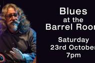 Image for event: Barrel Room Blues with Mike Garner & Warren Houston