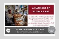 Image for event: A Marriage of Science & Art