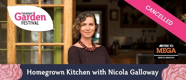 Homegrown Kitchen with Nicola Galloway