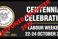 Paroa Rugby and Sports Club Centennial Celebration
