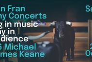 Image for event: San Fran Tiny Concerts: Michael James Keane