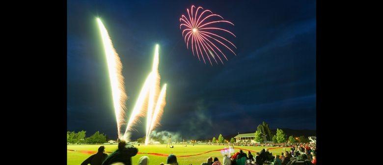 Lights Over Marlborough 2021