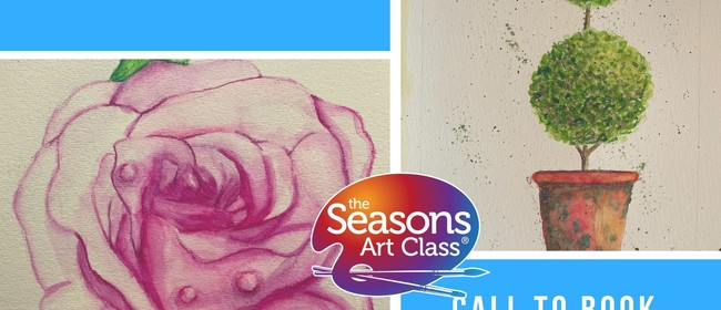 Relaxed Art Classes for Beginners in Takapuna