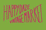 Image for event: Happy Daze Vintage Market