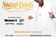 Snoop Dogg: Auckland | 2022 New Zealand Tour