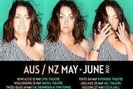 Celeste Barber. Fine, Thanks. Live Tour NZ