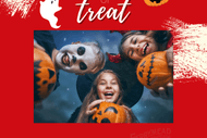 Halloween Family Trick Or Treat