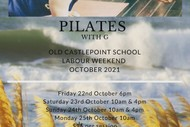 Image for event: Pilates with G