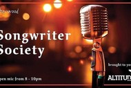 Image for event: Sherwood Songwriter Society