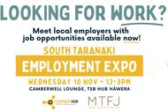 South Taranaki Employment Expo