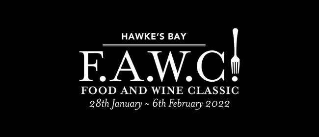 F.A.W.C! Hawke's Bay Legends with Cuisine Magazine