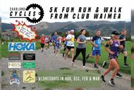Sharland Cycles 5k Fun Run & Walk Series