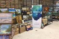 Image for event: Affordable Art Sale - Art Rescue NZ