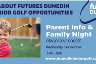 Futures Junior Golf Parent Night