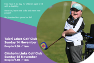 Futures Golf All Abilities Have-A-Go Day
