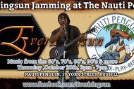 Image for event: Old School Jams with Everisingsun
