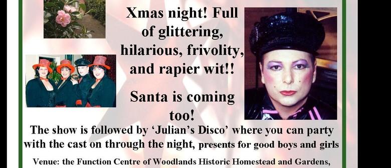 Australasia's Julian Clary Xmas Fantasy
