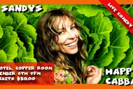 Image for event: Bec Sandys - Happy Cabbage