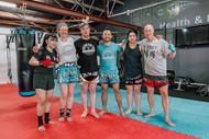 Beginners Thai Kickboxing Class