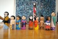 Kokeshi Doll Painting Workshop