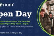 Techtorium Open Day: CANCELLED