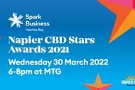 Spark Business Hawkes Bay Napier CBD Star Awards