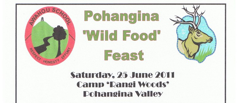 Pohangina Wild Food Feast