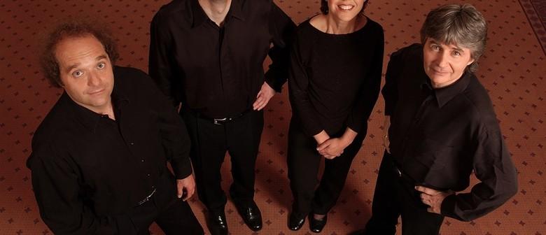 Takács Quartet: Greatest Quartet in the World