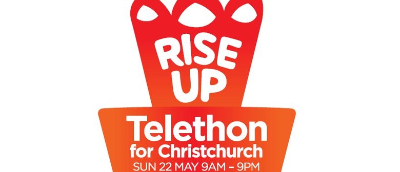 Rise Up Christchurch Telethon