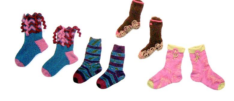 Sock It To 'Em & The Joy Of Socks
