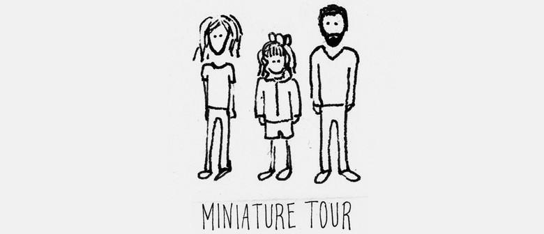 Miniature Tour: Luke Thompson / Stu Larsen / Lydia Cole