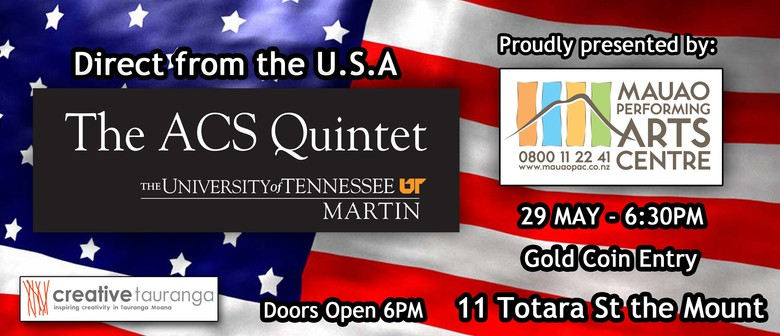 ACS Quintet Direct From USA