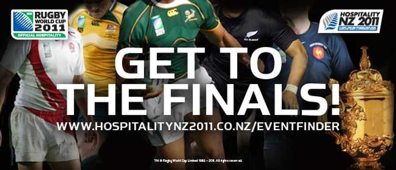 RWC Hospitality : Australia v Ireland - Auckland - Eventfinda