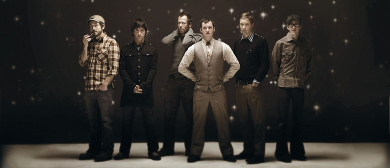 Modest Mouse: SOLD OUT