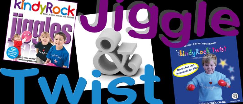 Jiggle and Twist - Parent and Teacher Workshop