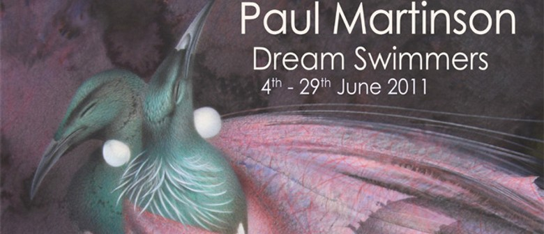 Paul Martinson: Dream Swimmers (2011)