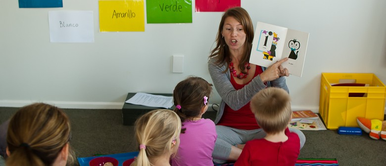 Spanish Classes for Preschoolers and Parents