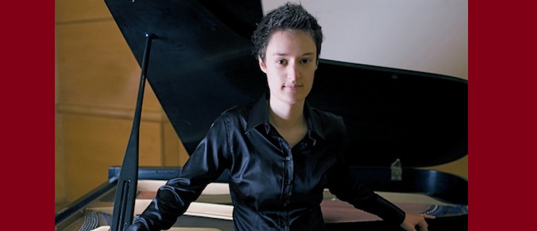 NZSM Friday Lunchtime Concert: Isabelle O'Connell
