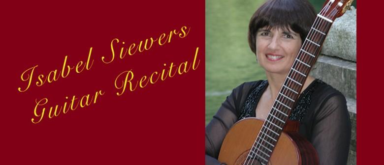 NZSM hosts Isabel Siewers