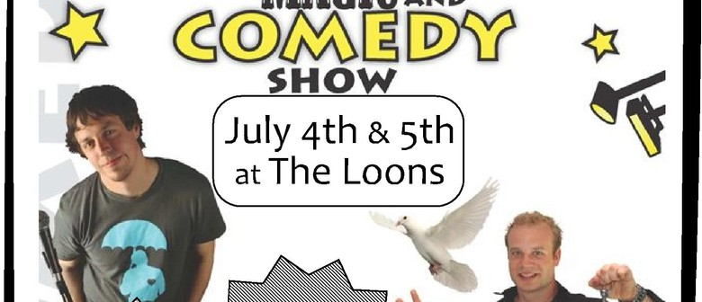 The Amazing Magic and Comedy Show